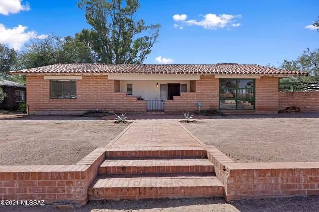 3310 E Edgemont Street, Tucson, AZ 85716 (#22126553) :: Long Realty - The Vallee Gold Team