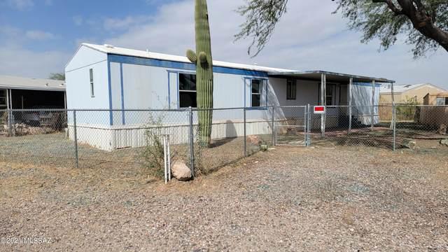 2414 W Diamond Street, Tucson, AZ 85705 (MLS #22126557) :: The Property Partners at eXp Realty