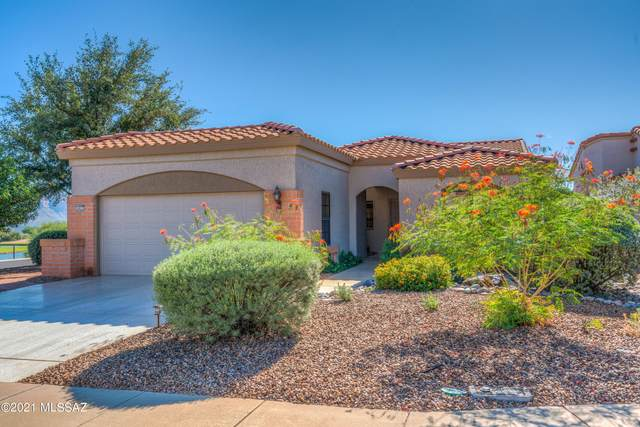 14271 N Rusty Gate Trail, Oro Valley, AZ 85755 (#22126570) :: Long Realty - The Vallee Gold Team