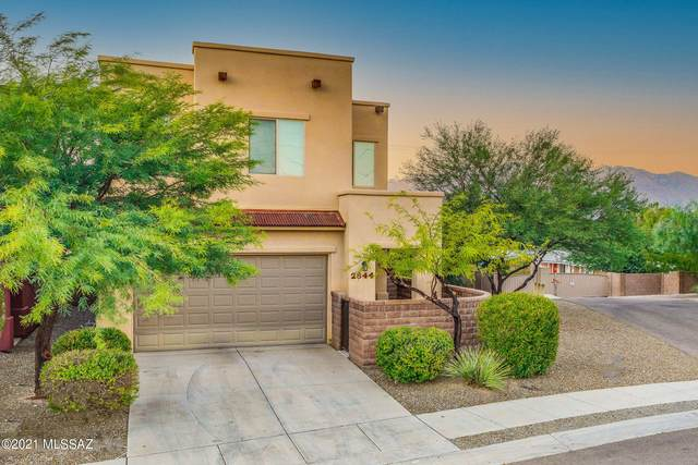 2844 N Silkie Place, Tucson, AZ 85719 (#22126578) :: Long Realty - The Vallee Gold Team