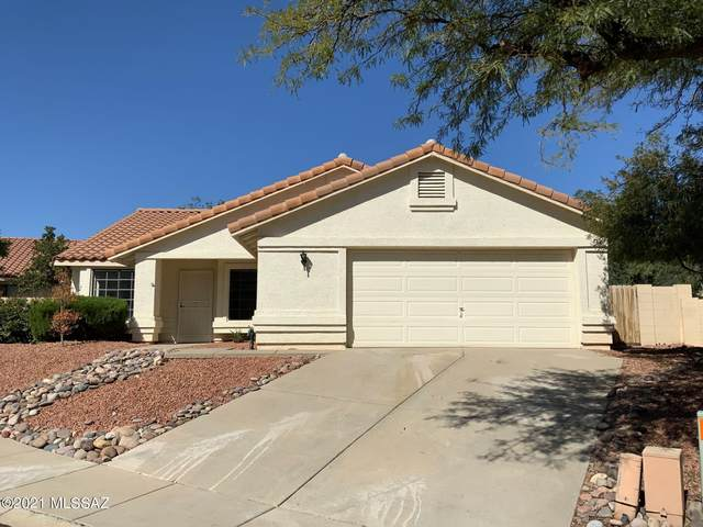 10023 N Laurelwood Drive, Tucson, AZ 85737 (#22126579) :: Long Realty - The Vallee Gold Team