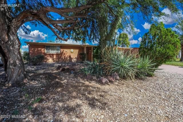 4825 E 27Th Street, Tucson, AZ 85711 (#22126587) :: The Local Real Estate Group | Realty Executives