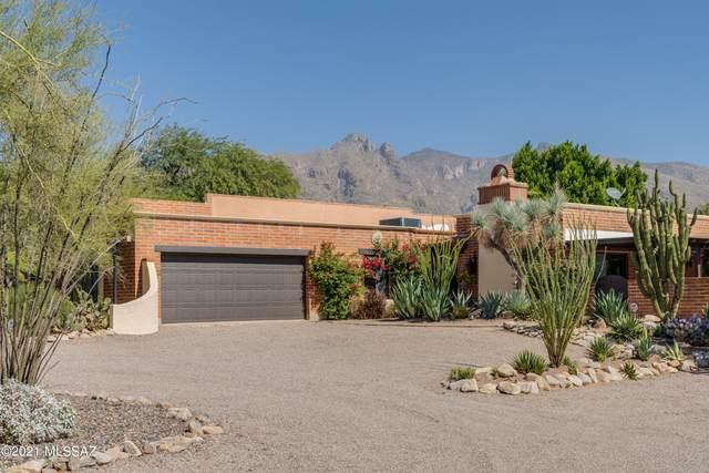 2461 E Avenida De Posada, Tucson, AZ 85718 (#22126588) :: Kino Abrams brokered by Tierra Antigua Realty