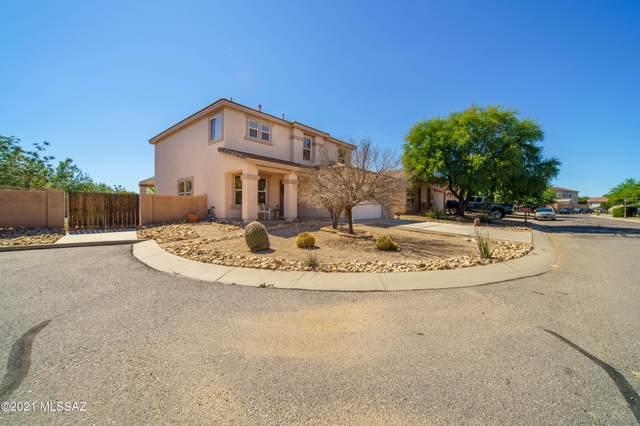 402 E Atlas Cedar Place, Sahuarita, AZ 85629 (#22126595) :: Long Realty - The Vallee Gold Team