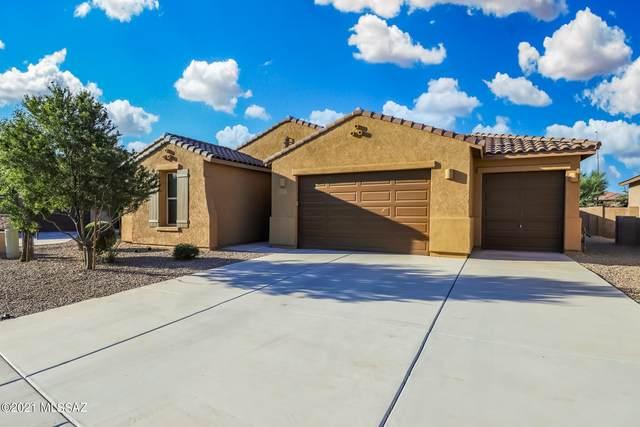 11417 W Bolney Gate Drive, Marana, AZ 85653 (#22126596) :: Long Realty - The Vallee Gold Team