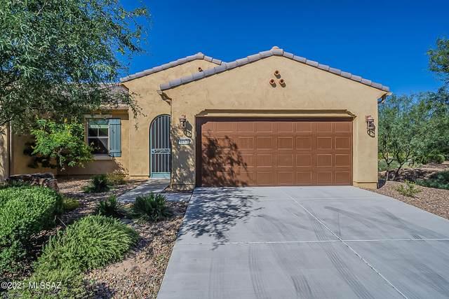 1767 E Mule Springs Drive, Green Valley, AZ 85614 (#22126597) :: AZ Power Team