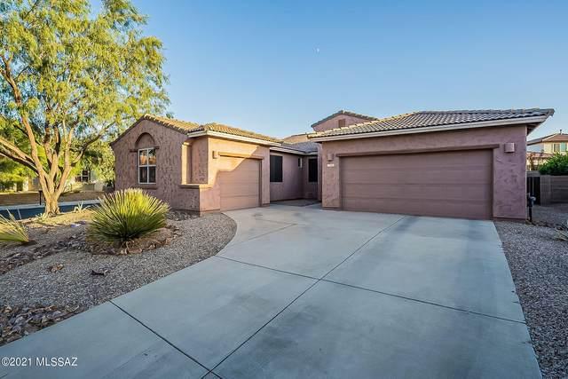 11607 W Barley Drive, Marana, AZ 85653 (#22126605) :: Long Realty - The Vallee Gold Team