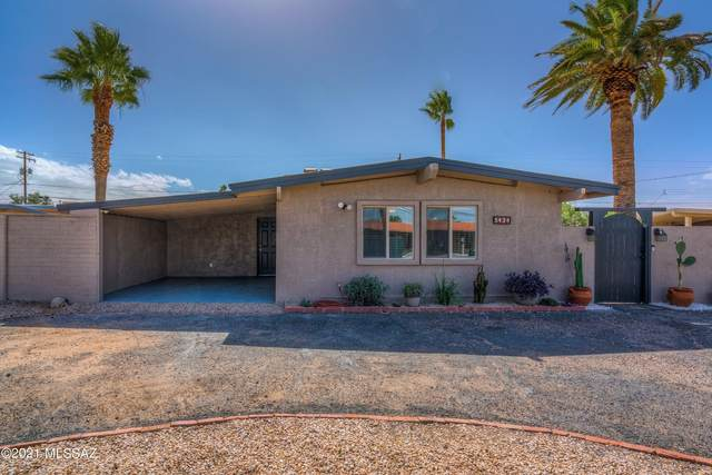 5434 E 5Th Street, Tucson, AZ 85711 (#22126607) :: Gateway Partners International
