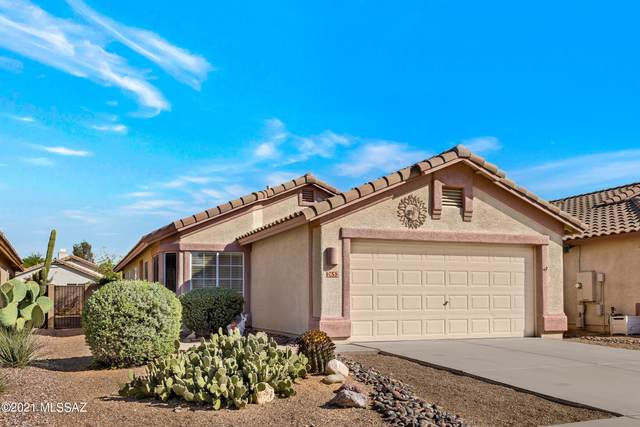 2652 W Desert Brook Court, Tucson, AZ 85742 (#22126616) :: Long Realty - The Vallee Gold Team