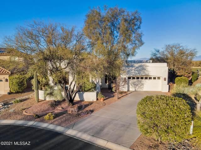 1382 N Boyce Avenue, Green Valley, AZ 85614 (#22126617) :: AZ Power Team