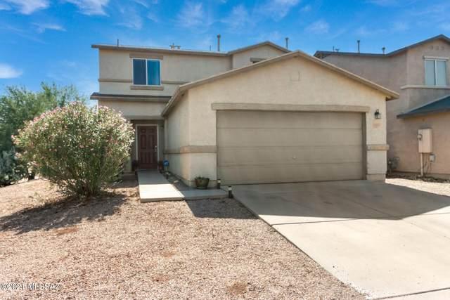 1045 W Sea Lion Drive, Tucson, AZ 85704 (#22126622) :: The Dream Team AZ