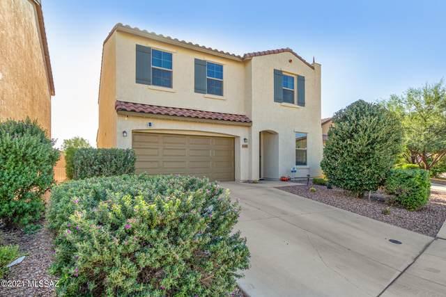 6646 E Via Boca Chica, Tucson, AZ 85756 (#22126623) :: Long Realty - The Vallee Gold Team