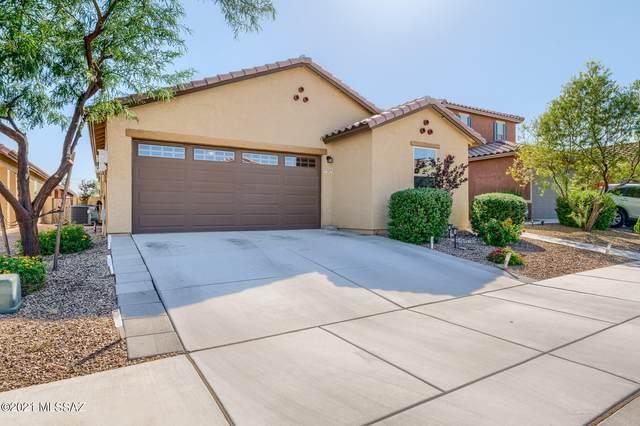 7524 E Kinnison Wash Loop, Tucson, AZ 85730 (#22126629) :: Elite Home Advisors | Keller Williams