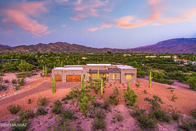 2530 N Lone Dove Trail, Tucson, AZ 85749 (#22126632) :: Elite Home Advisors | Keller Williams