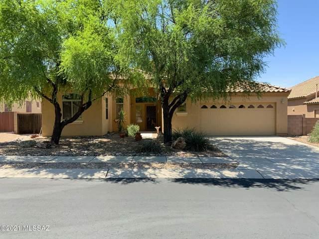 5115 W Wild Burro Spring Drive, Marana, AZ 85658 (#22126635) :: The Crown Team