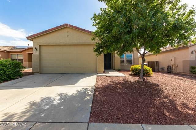 9388 E Rockhouse Peak Place, Tucson, AZ 85710 (#22126640) :: Long Realty - The Vallee Gold Team