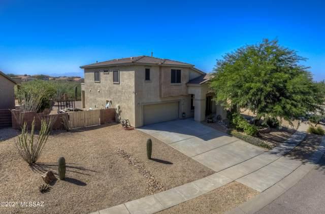 17510 S Indigo Crest Pass, Vail, AZ 85641 (#22126642) :: Elite Home Advisors | Keller Williams