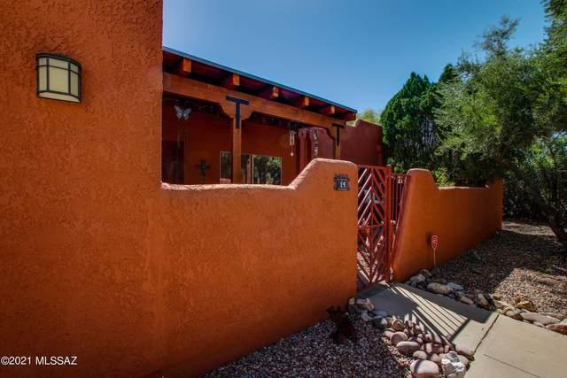 6255 N Camino Pimeria Alta #19, Tucson, AZ 85718 (#22126647) :: Elite Home Advisors | Keller Williams