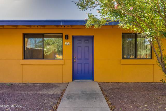 350 N Silverbell Road #20, Tucson, AZ 85745 (#22126651) :: Long Realty - The Vallee Gold Team