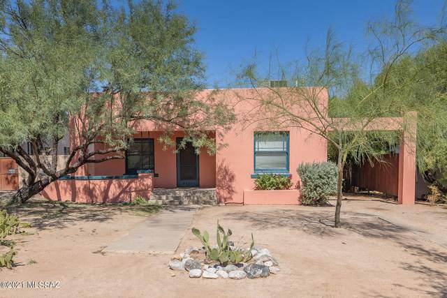 2421 E Helen Street, Tucson, AZ 85719 (#22126652) :: Long Realty - The Vallee Gold Team