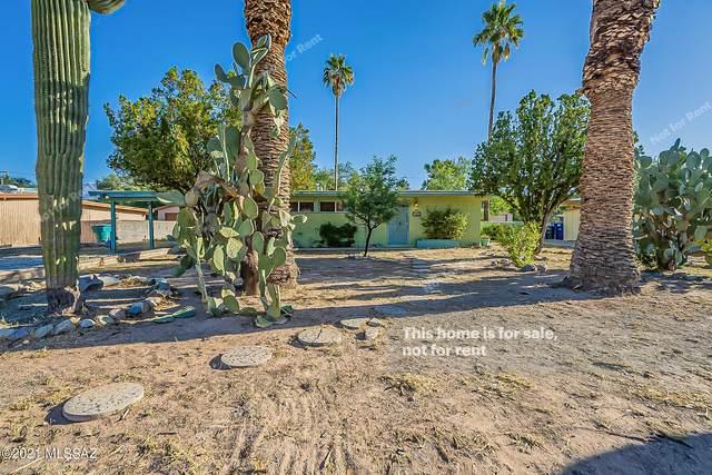 5919 E Lester Drive, Tucson, AZ 85712 (#22126655) :: Long Realty - The Vallee Gold Team