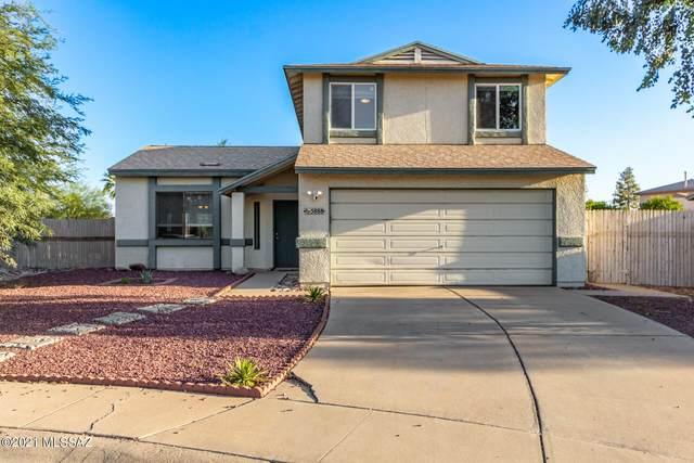 5888 N Edenbrook Lane, Tucson, AZ 85741 (#22126658) :: Elite Home Advisors | Keller Williams