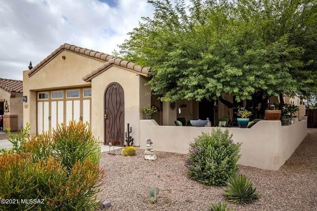13355 N Barlassina Drive, Oro Valley, AZ 85755 (#22126665) :: Long Realty - The Vallee Gold Team