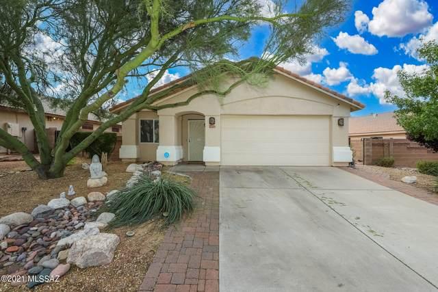 5457 W Panther Butte Street, Marana, AZ 85658 (#22126675) :: The Crown Team