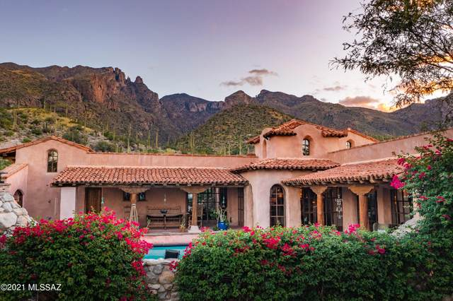 7288 N Cloud Canyon Place, Tucson, AZ 85718 (#22126680) :: Elite Home Advisors | Keller Williams
