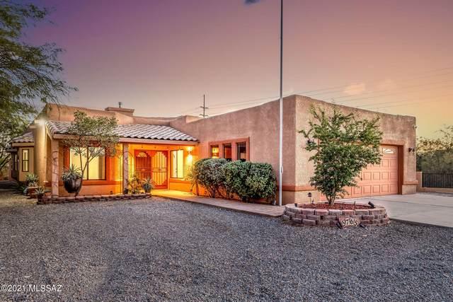 5765 N Escondido Lane, Tucson, AZ 85704 (#22126685) :: Elite Home Advisors | Keller Williams