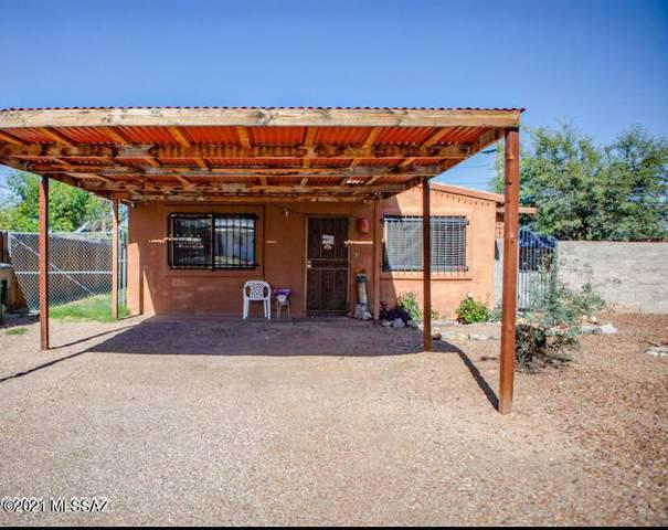 1988 S Longfellow Place, Tucson, AZ 85711 (#22126688) :: Gateway Partners International