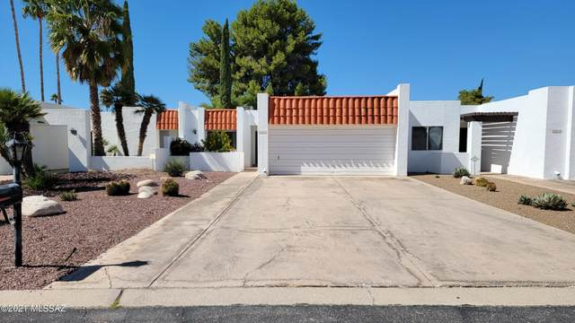 1561 N Via Encanto, Tucson, AZ 85715 (#22126698) :: Long Realty - The Vallee Gold Team