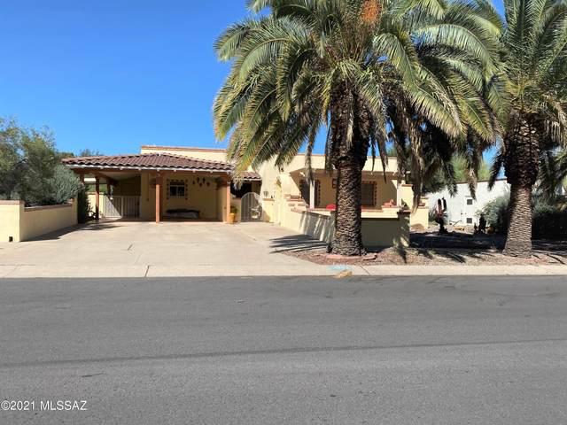 133 E El Valle, Green Valley, AZ 85614 (#22126700) :: AZ Power Team