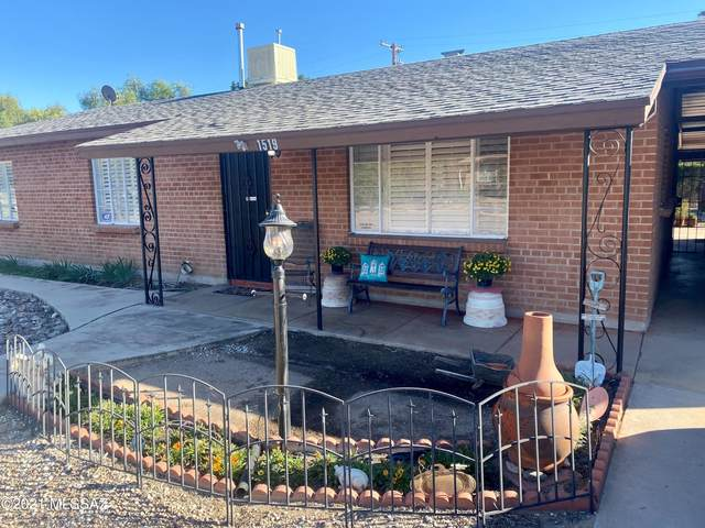 1519 W Windsor Street, Tucson, AZ 85705 (#22126707) :: Long Realty - The Vallee Gold Team