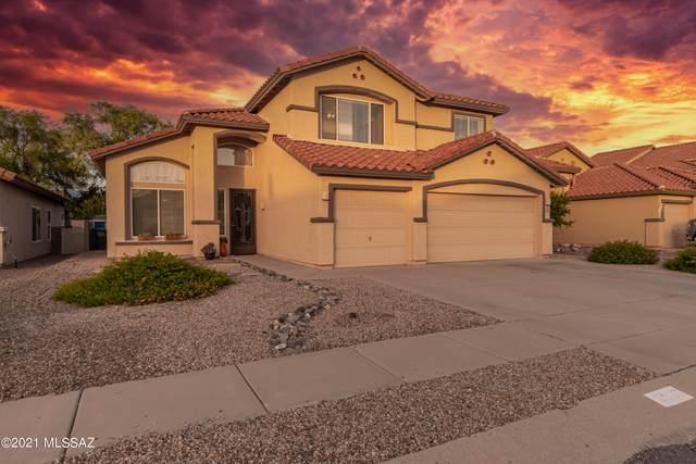 9005 E Sugar Sumac Street, Tucson, AZ 85747 (#22126711) :: Long Realty - The Vallee Gold Team