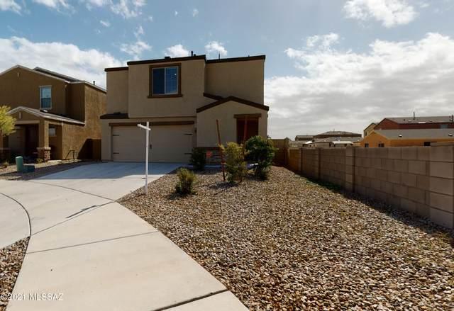 5941 S Hosmer Court, Tucson, AZ 85706 (#22126712) :: Long Realty - The Vallee Gold Team