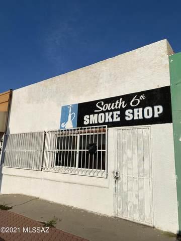 4443 S 6Th Avenue, Tucson, AZ 85714 (#22126715) :: AZ Power Team