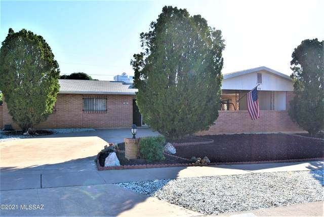 49 W Andrew Potter Street, Corona de Tucson, AZ 85641 (#22126716) :: Kino Abrams brokered by Tierra Antigua Realty