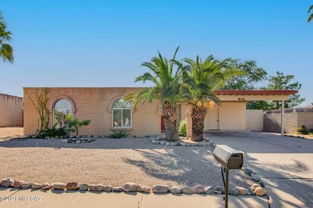 9426 E Simon Place, Tucson, AZ 85710 (#22126717) :: Long Realty - The Vallee Gold Team
