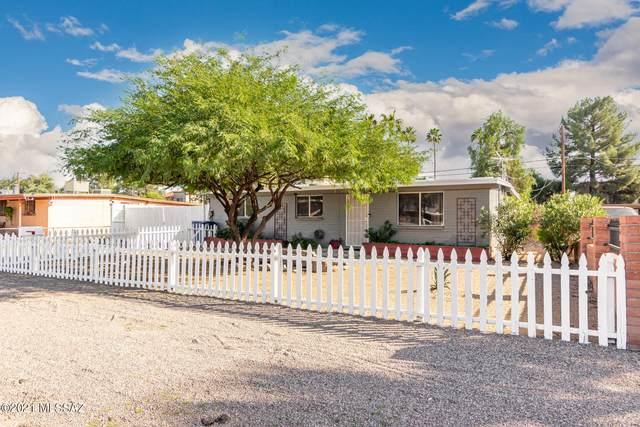 4366 E 28Th Street, Tucson, AZ 85711 (#22126718) :: Long Realty - The Vallee Gold Team