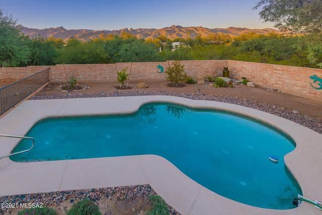 3690 N Bear Creek Circle, Tucson, AZ 85749 (#22126726) :: Long Realty - The Vallee Gold Team