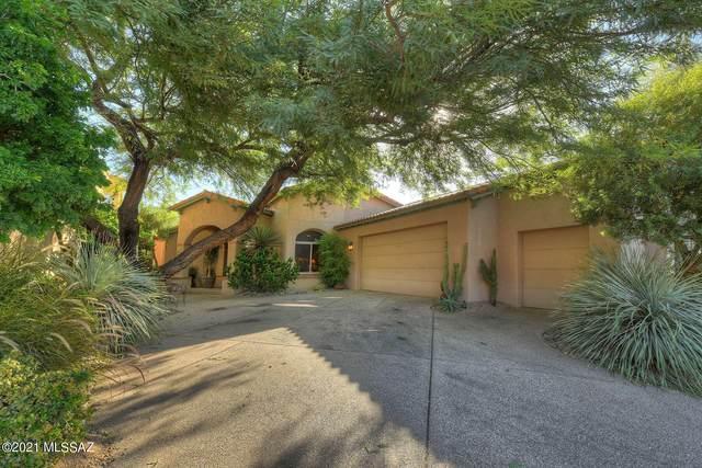 6402 N Desert Wind Circle, Tucson, AZ 85750 (#22126727) :: Kino Abrams brokered by Tierra Antigua Realty