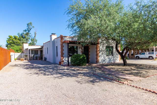 4841 E 3Rd Street, Tucson, AZ 85711 (#22126730) :: Gateway Partners International