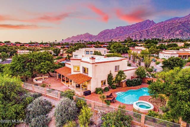 5442 N Crescent Ridge Drive, Tucson, AZ 85718 (#22126735) :: Kino Abrams brokered by Tierra Antigua Realty