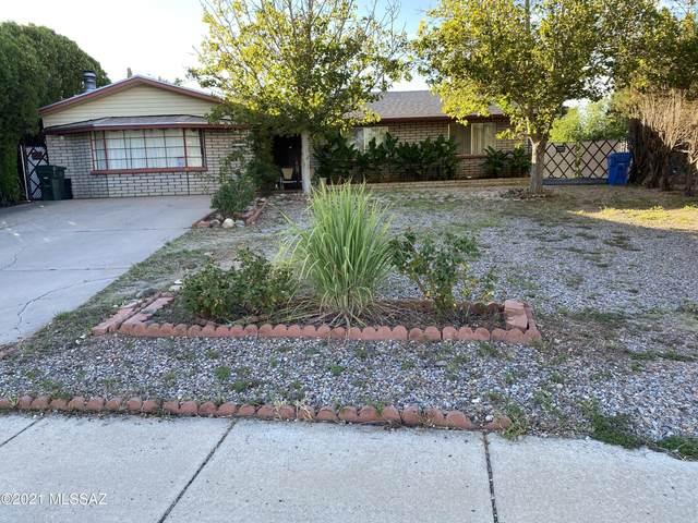 1165 Cholla Circle, Sierra Vista, AZ 85635 (#22126747) :: Kino Abrams brokered by Tierra Antigua Realty