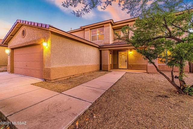 8496 E Via Cortina De Madera, Tucson, AZ 85747 (#22126757) :: Kino Abrams brokered by Tierra Antigua Realty