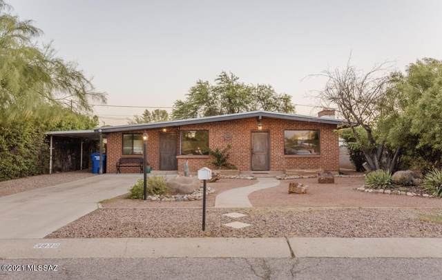 3936 Hardy Road, Tucson, AZ 85712 (MLS #22126761) :: The Property Partners at eXp Realty