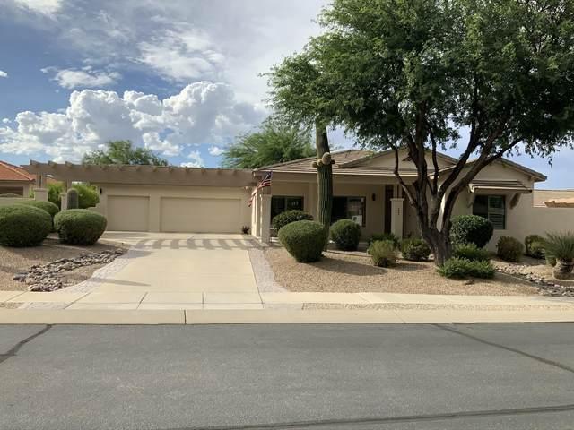 468 W Sunview Drive, Oro Valley, AZ 85755 (#22126766) :: Gateway Partners International