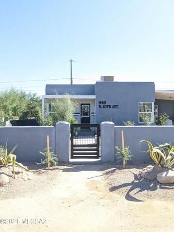 948 N 10th Avenue, Tucson, AZ 85705 (#22126768) :: Gateway Partners International