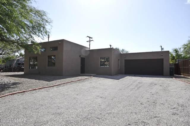 3948 E Hayne Street, Tucson, AZ 85711 (#22126769) :: Gateway Partners International